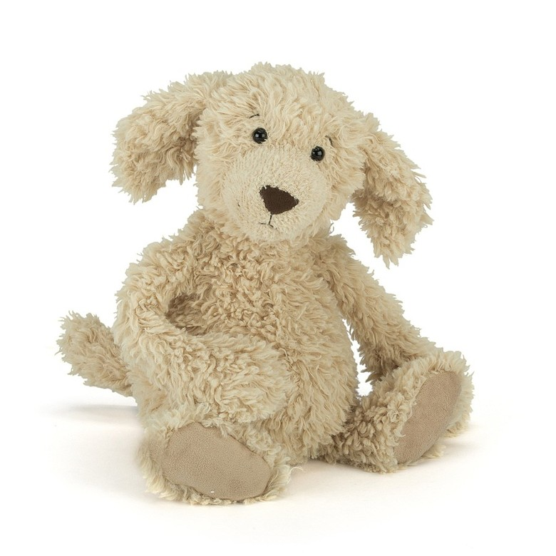 Raggedy Pup Soft Toy