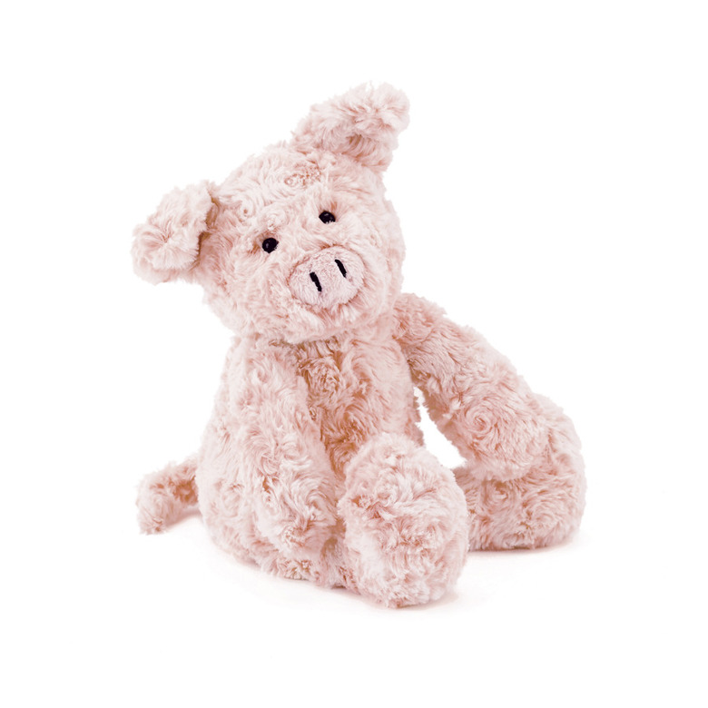 Curly Twirly Pig Soft Toy