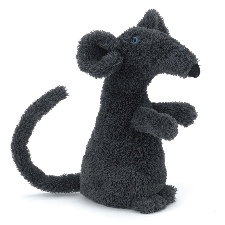 Rodney Rat Soft Toy