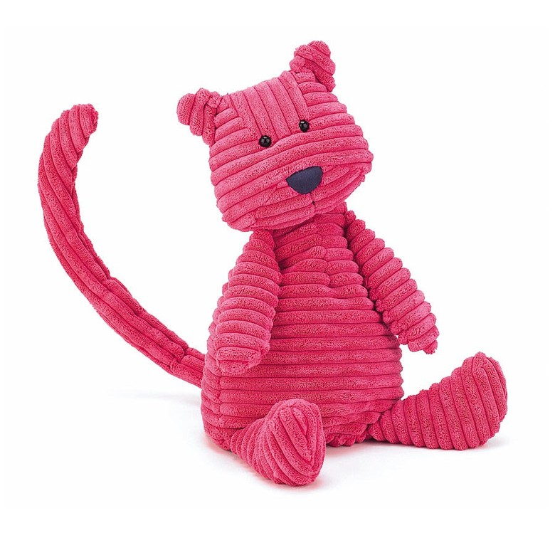 Cordy Roy Cat Soft Toy