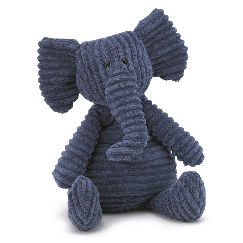 Cordy Roy Elephant Soft Toy