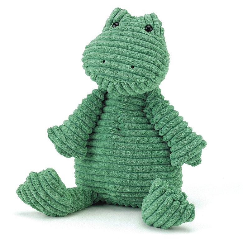Cordy Roy Frog Soft Toy