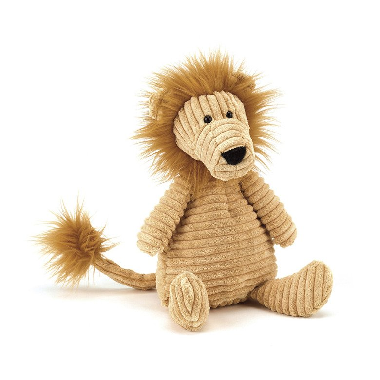Cordy Roy Lion Soft Toy
