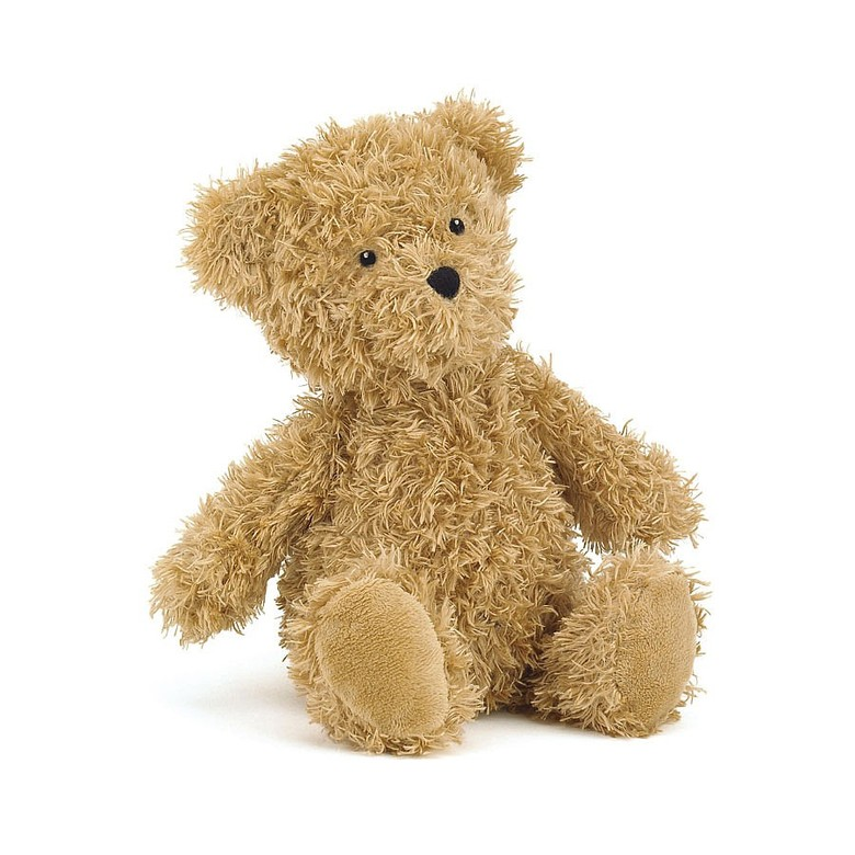 Raggedy-Roo Bear Soft Toy