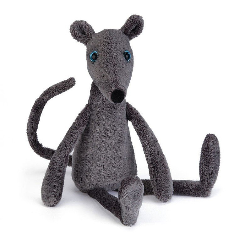 Rumplekin Rat Soft Toy