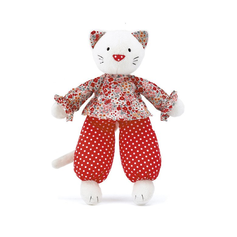 Spotty Kitty Soft Toy
