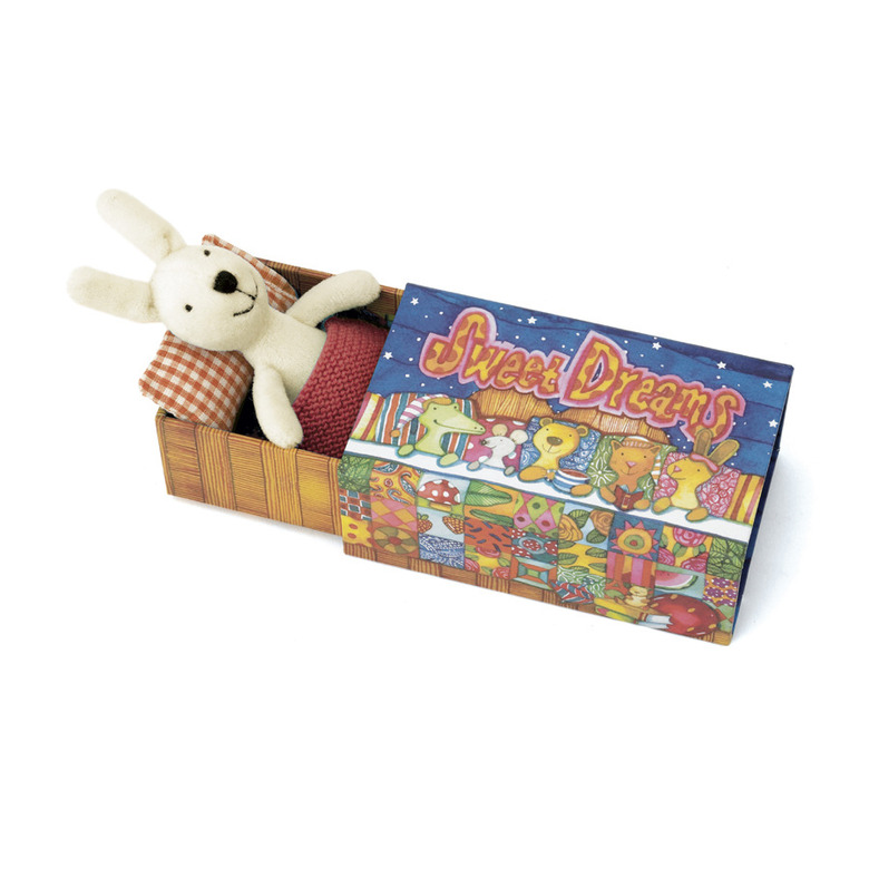 Sweet Dreamer Bunny Soft Toy