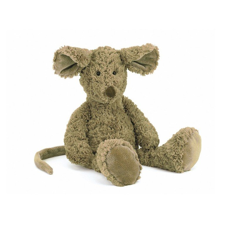 Snuffles Mouse Soft Toy