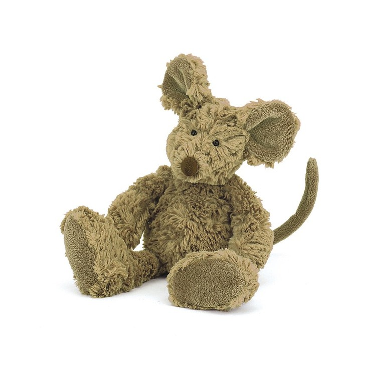 Skiffles Mouse Soft Toy