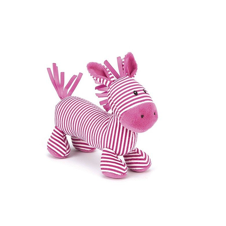 Skiddle Pony Little Squeaker Toy