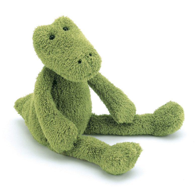 Slackajack Croc Soft Toy