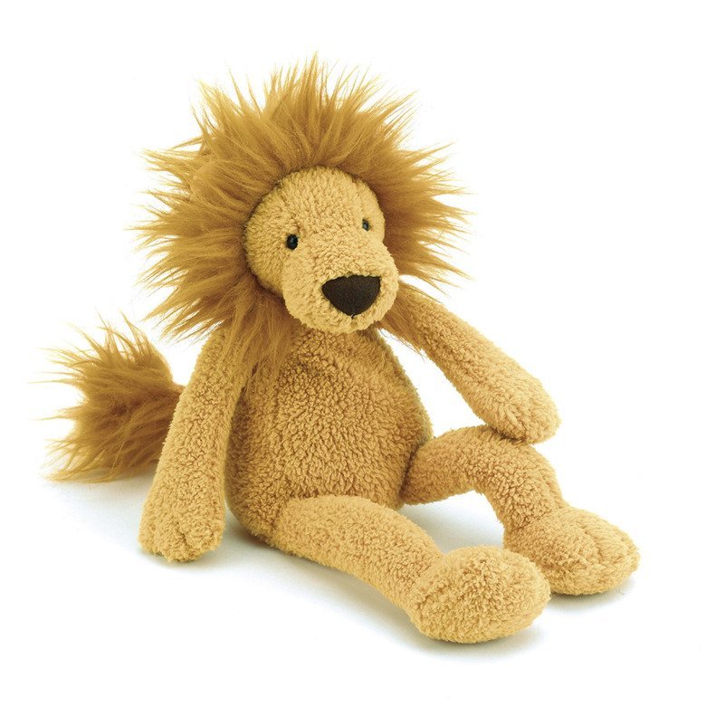 Slackajack Lion Soft Toy