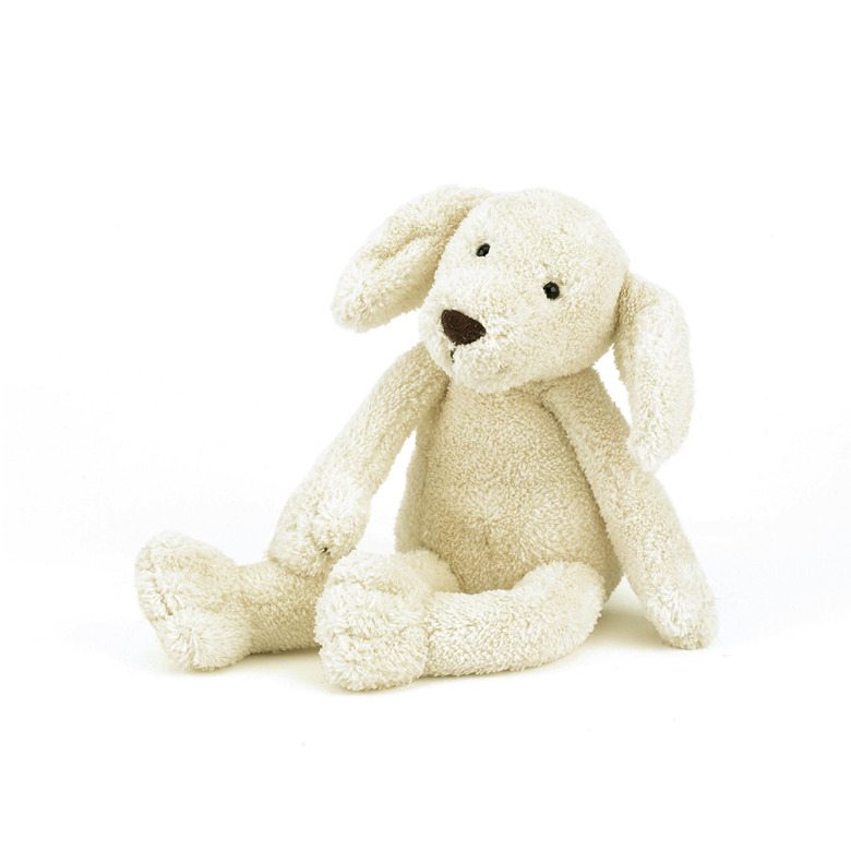 Slackajack Cream Pup Soft Toy