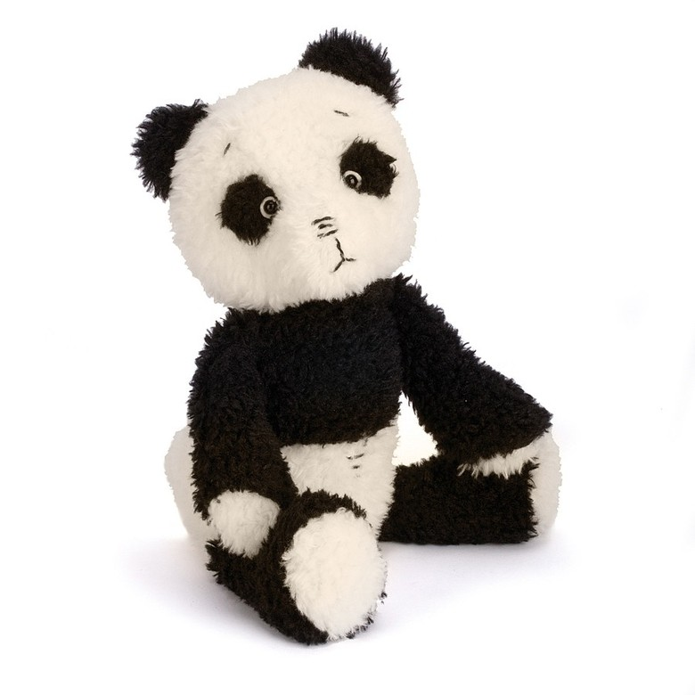 Smudge Panda Soft Toy