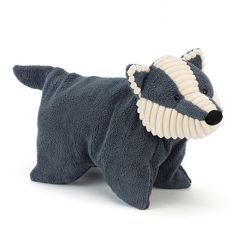 Snoozle Badger Soft Toy