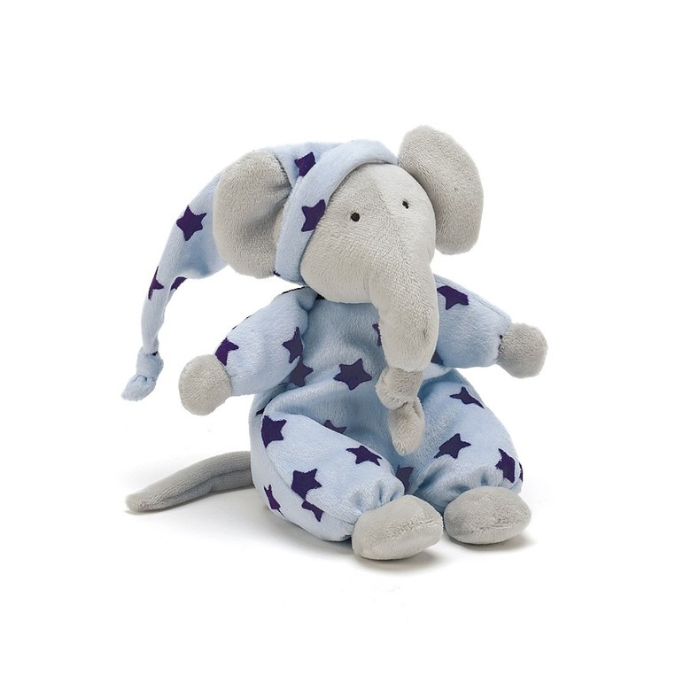 Starry Nights Elephant Soft Toy