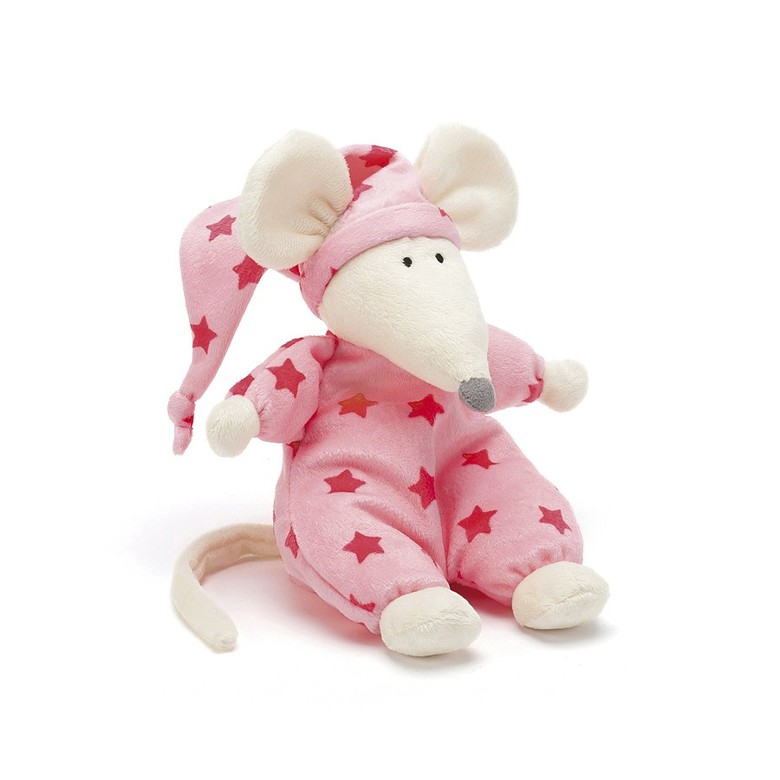 Starry Nights Mouse Soft Toy