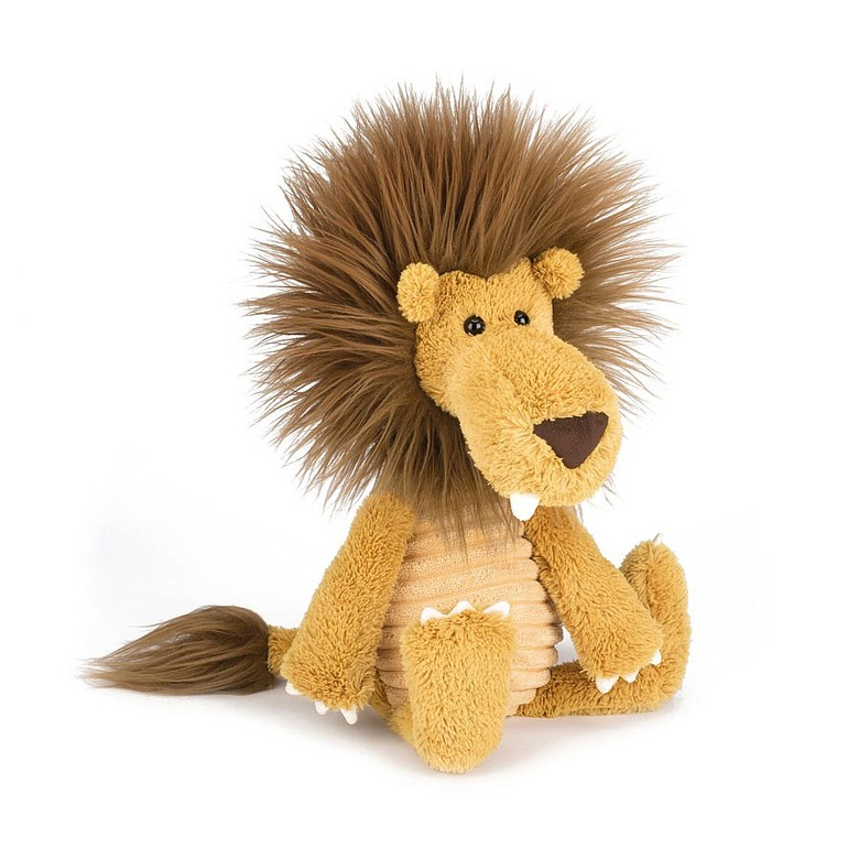 Snagglebaggle Lawrence Lion Soft Toy