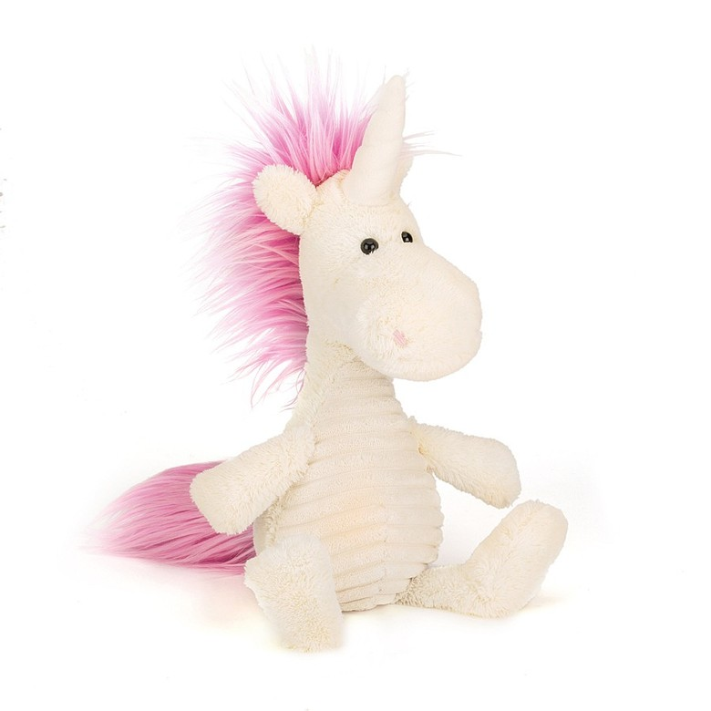 Snagglebaggle Ursula Unicorn Soft Toy