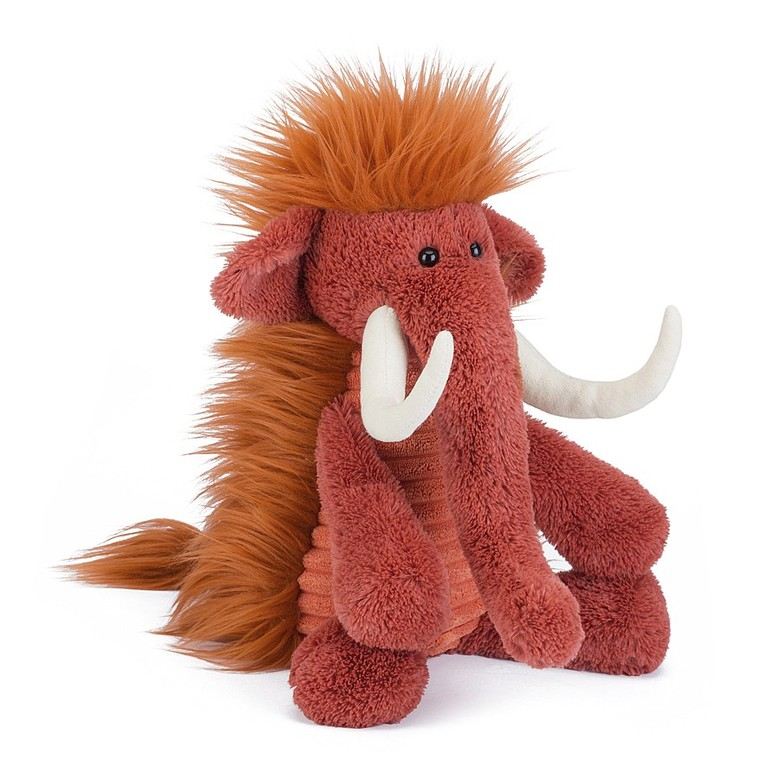Snagglebaggle Winston Woolly Mammoth Soft Toy