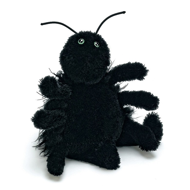 Spike Spider Soft Toy