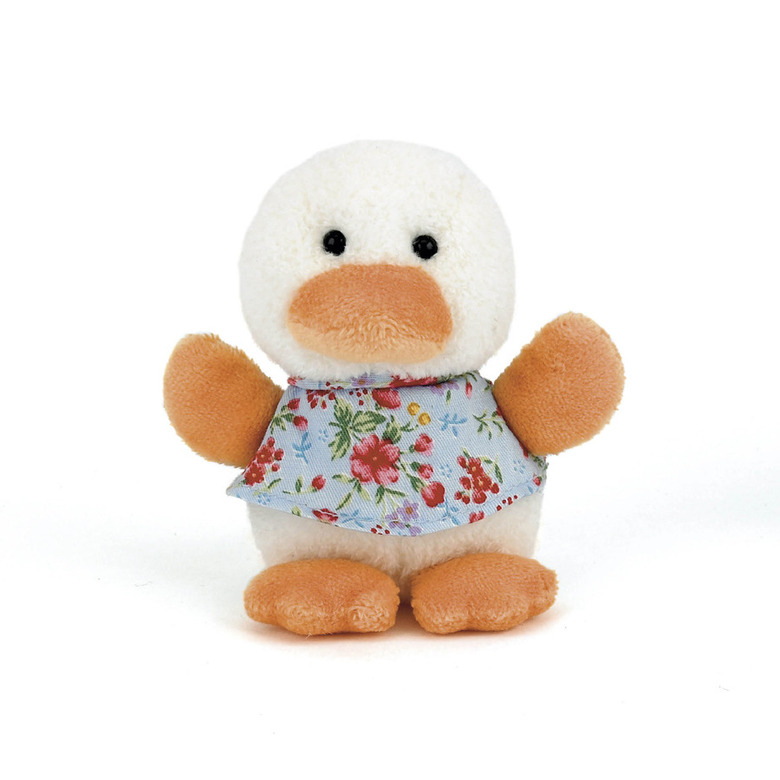 Spring Sweetie Chick Soft Toy