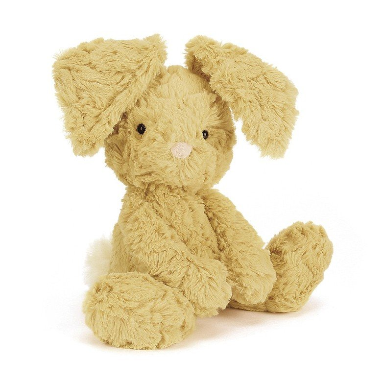 Squiggle Bunny Soft Toy
