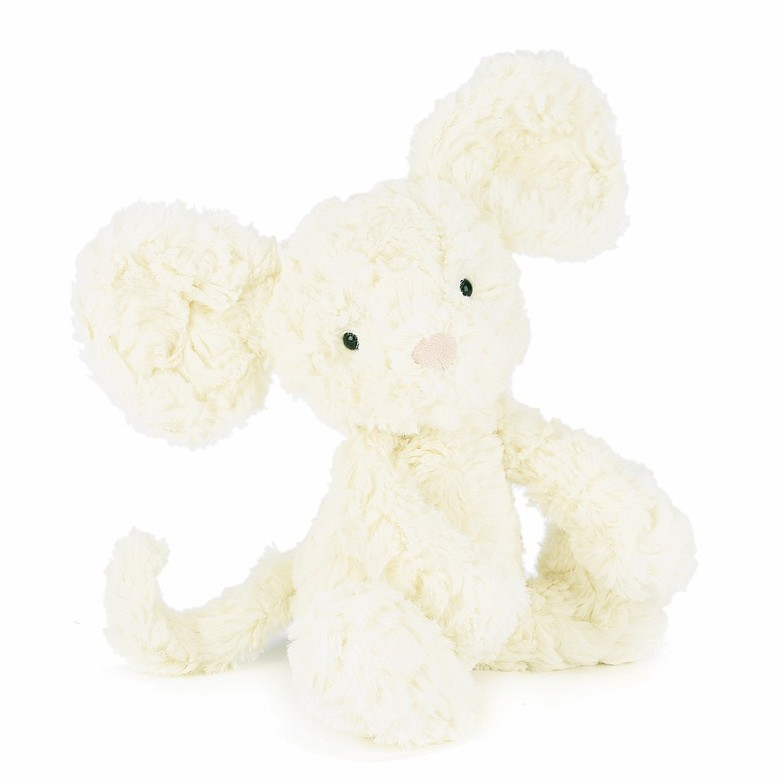Squiggle Mouse Soft Toy