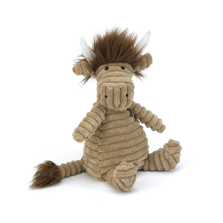 Cordy Roy Highland Cow Soft Toy