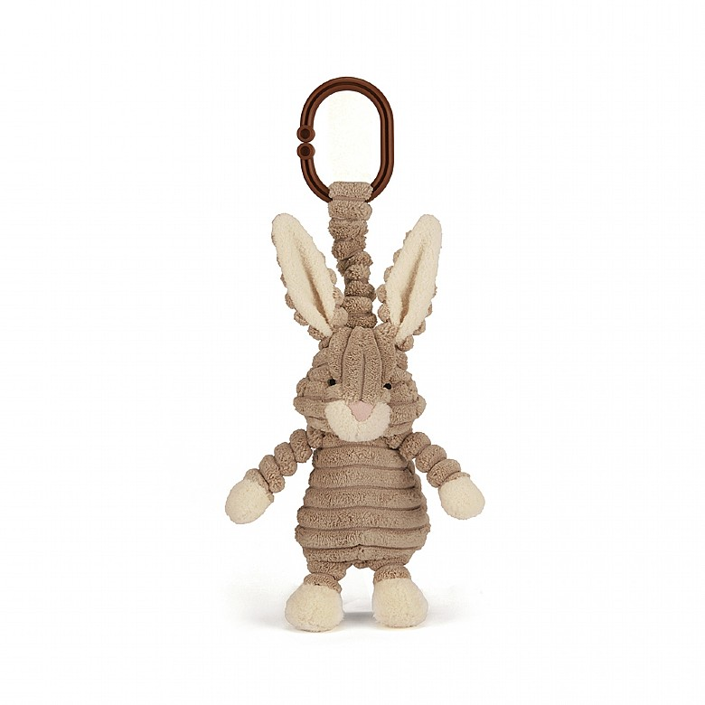 Cordy Roy Baby Hare Jitter Pram Toy