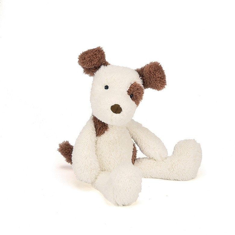 Sweet Pea Puppy Soft Toy