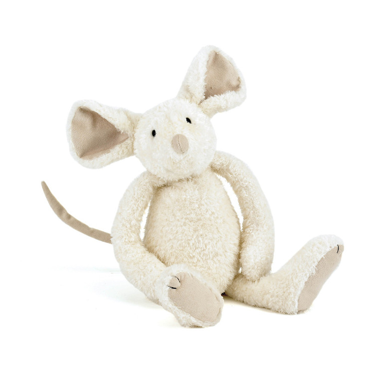 Tickle Mouse Soft Toy