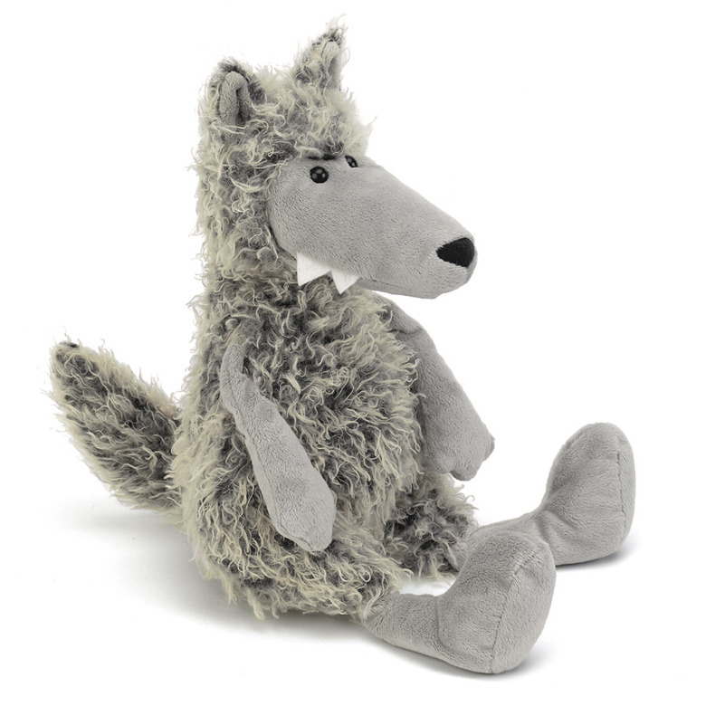 Tiggalope Wolf Soft Toy