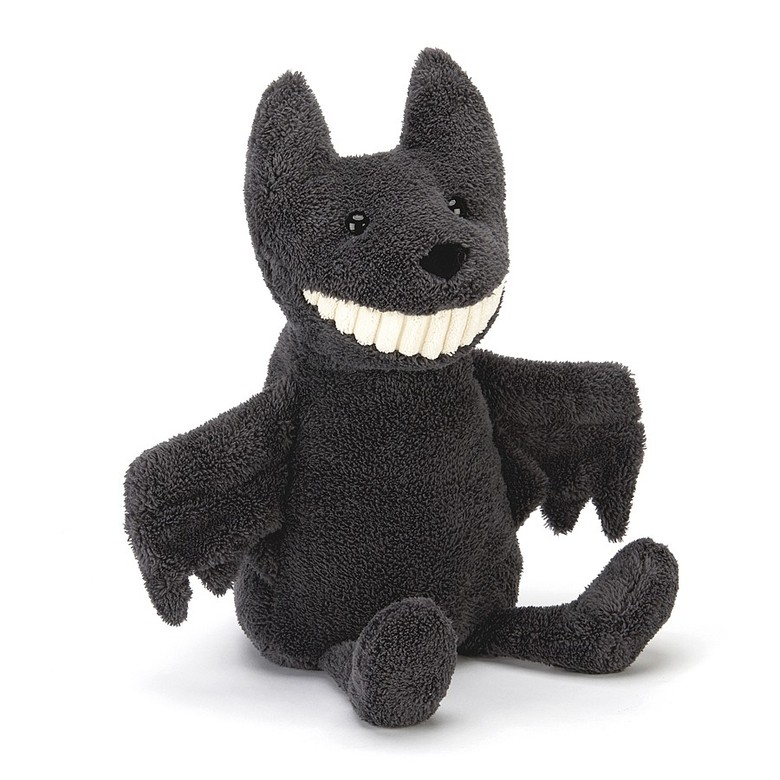 Toothy Bat Soft Toy