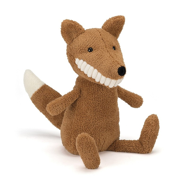 Toothy Fox Soft Toy