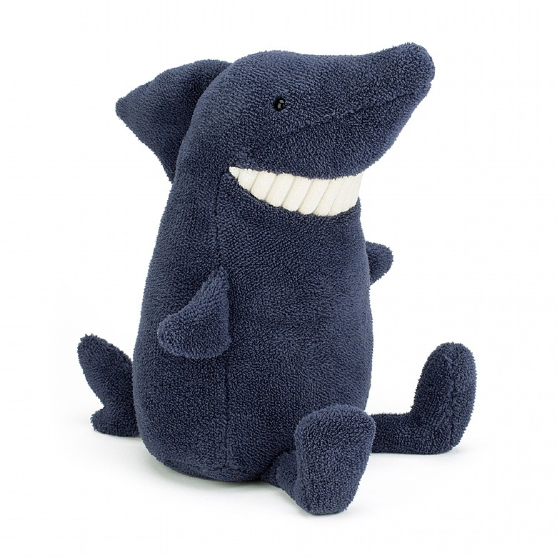 Toothy Shark Soft Toy