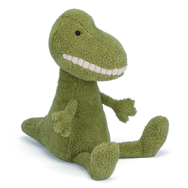 Toothy T Rex Soft Toy