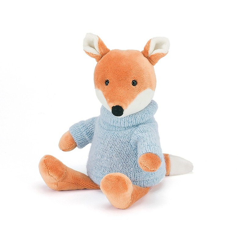 Toastie Fox Soft Toy