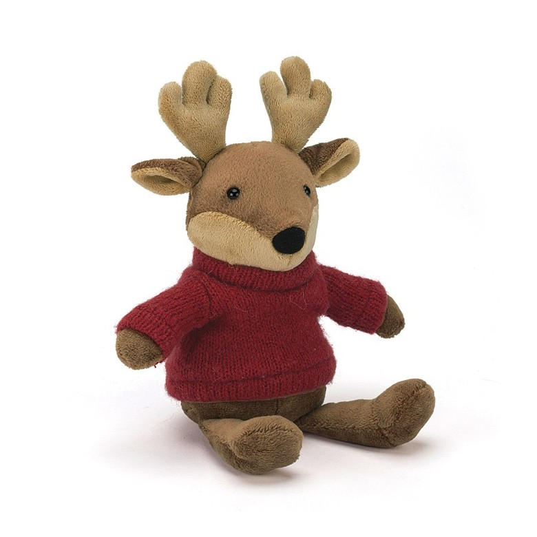 Toastie Reindeer Soft Toy