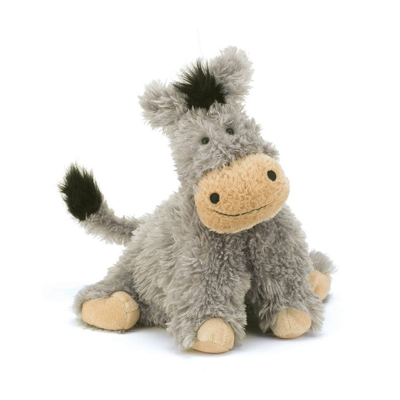 Truffles Donkey Soft Toy