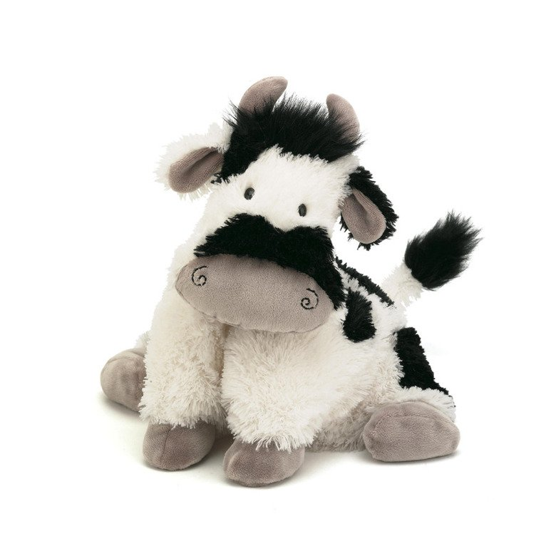 Truffles Friesian Cow Soft Toy