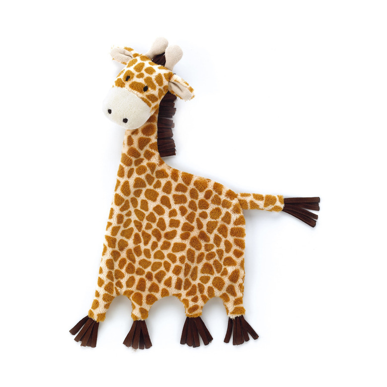 Tig Tag Giraffe Soother and Squeaker