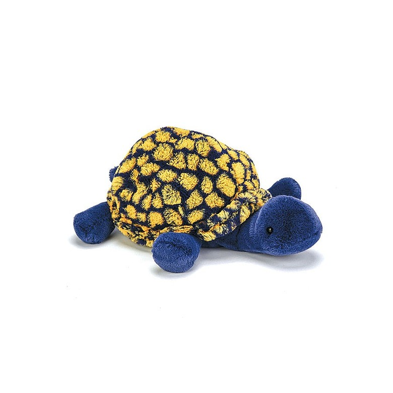 Blue Tootle Tortoise Soft Toy
