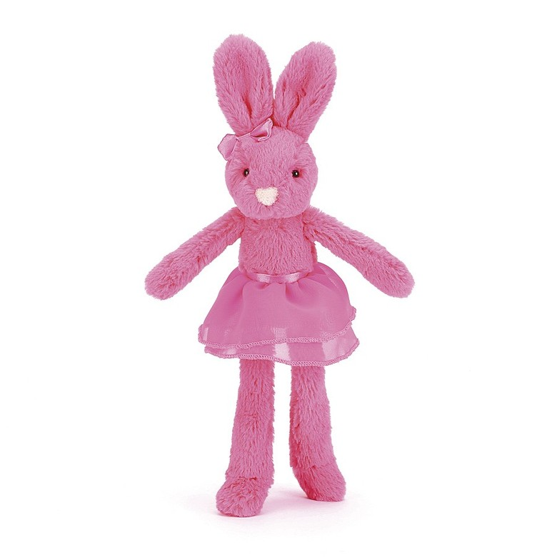Tutu Lulu Strawberry Bunny Soft Toy