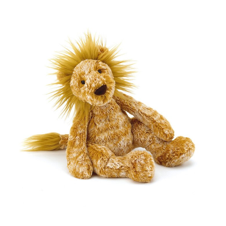 Tumbler Lion Soft Toy