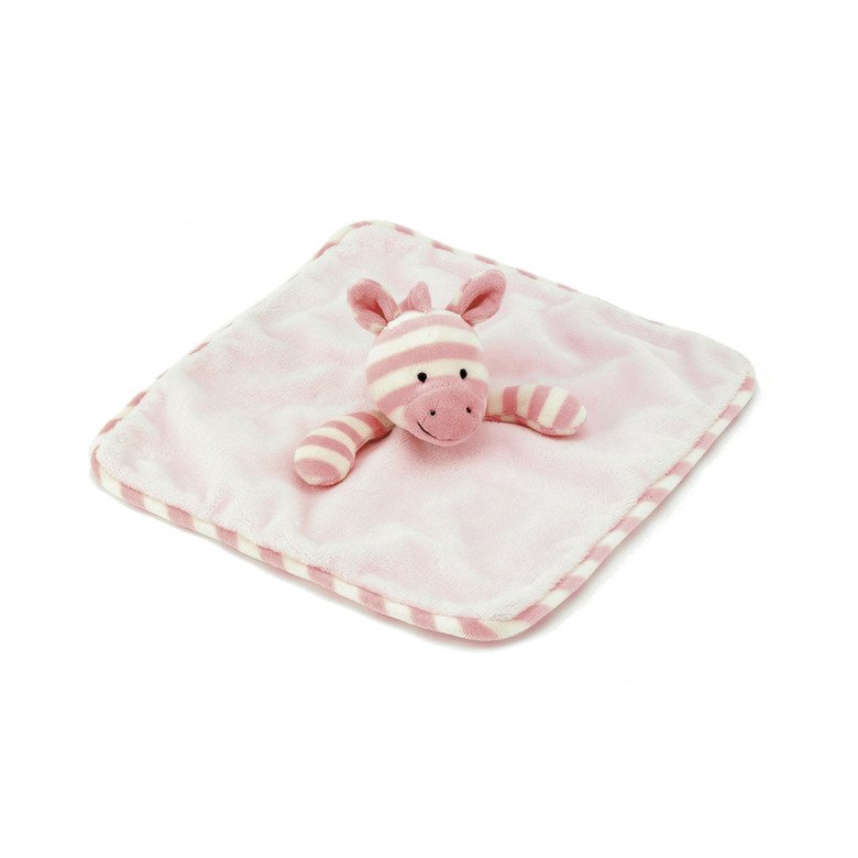 Twibble Pink Zebra Soother