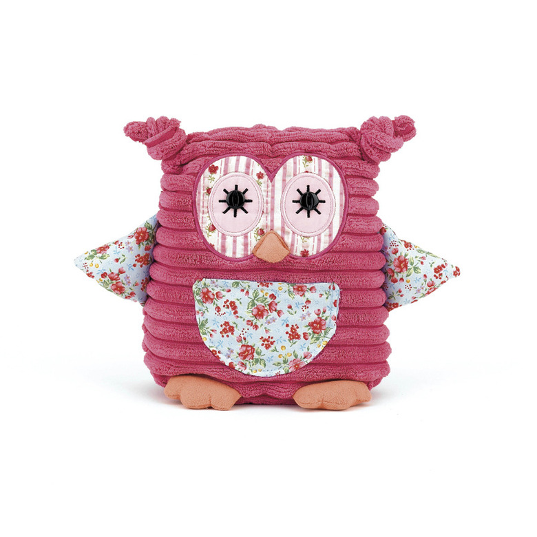 Twitter Witter Owl Soft Toy