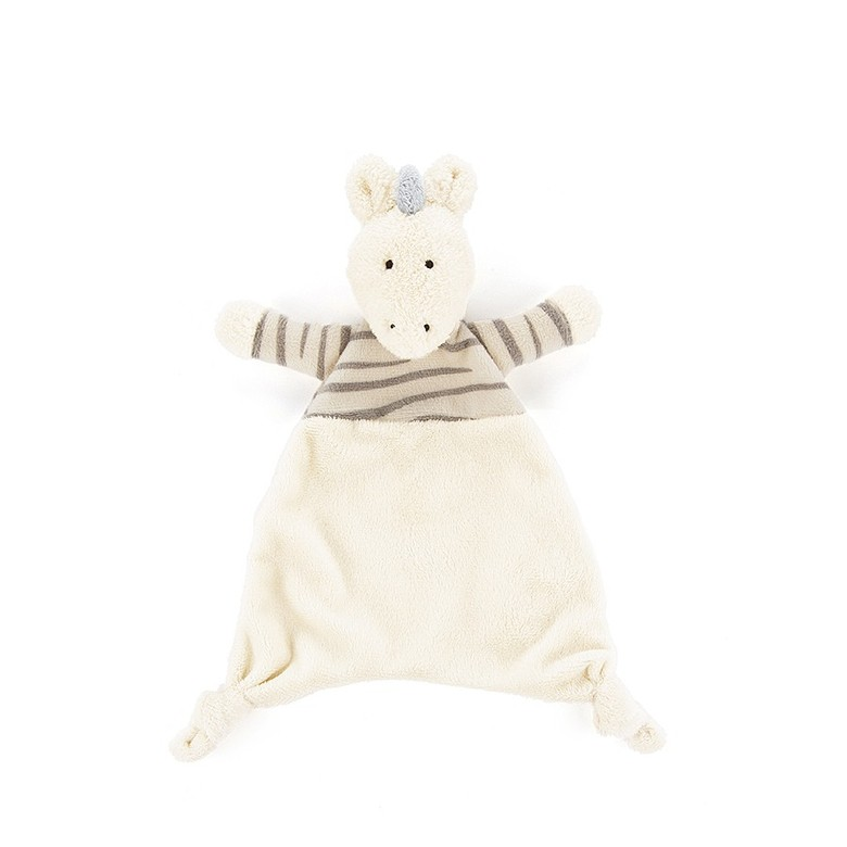 Tiggy Zebra Soother
