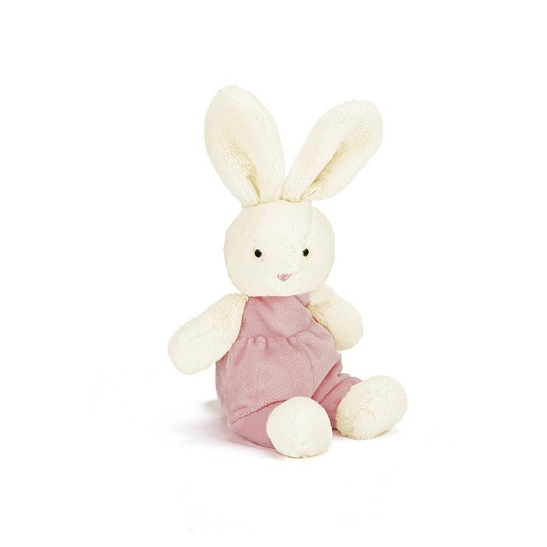 Velvet Bunny Soft Toy