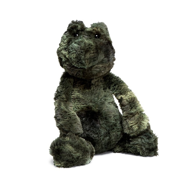 Woodland Babe Frog Soft Toy